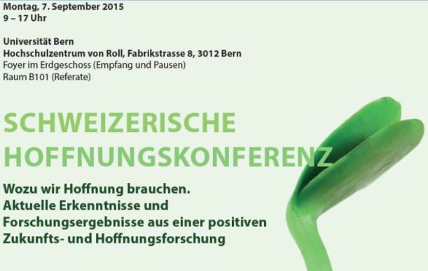 Hoffnungskonferenz 2015